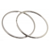 Split Rings 82mm Nickel Plated
